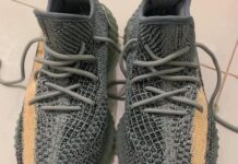 adidas Yeezy Boost 350 V2 Ash Blue Release Date