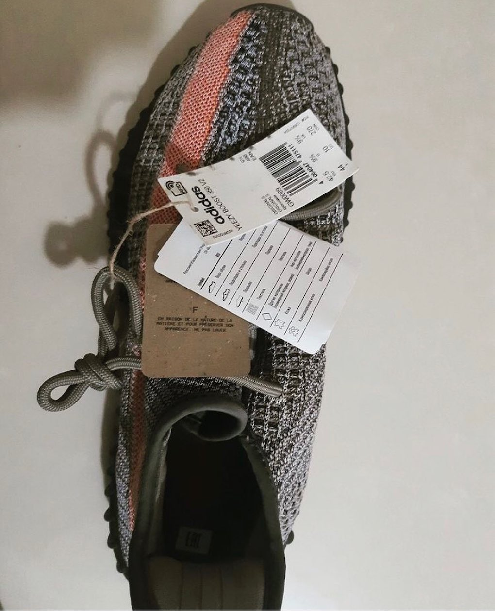 adidas Yeezy Boost 350 V2 Ash Stone adidas Yeezy Boost 350 V2 Ash Stone GW0089 Release Date