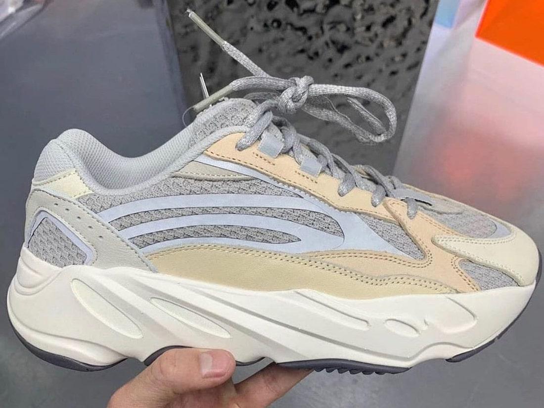 adidas Yeezy Boost 700 V2 Cream Release Info Price
