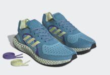 adidas ZX Runner 4D Light Aqua FY0152 Release Date Info