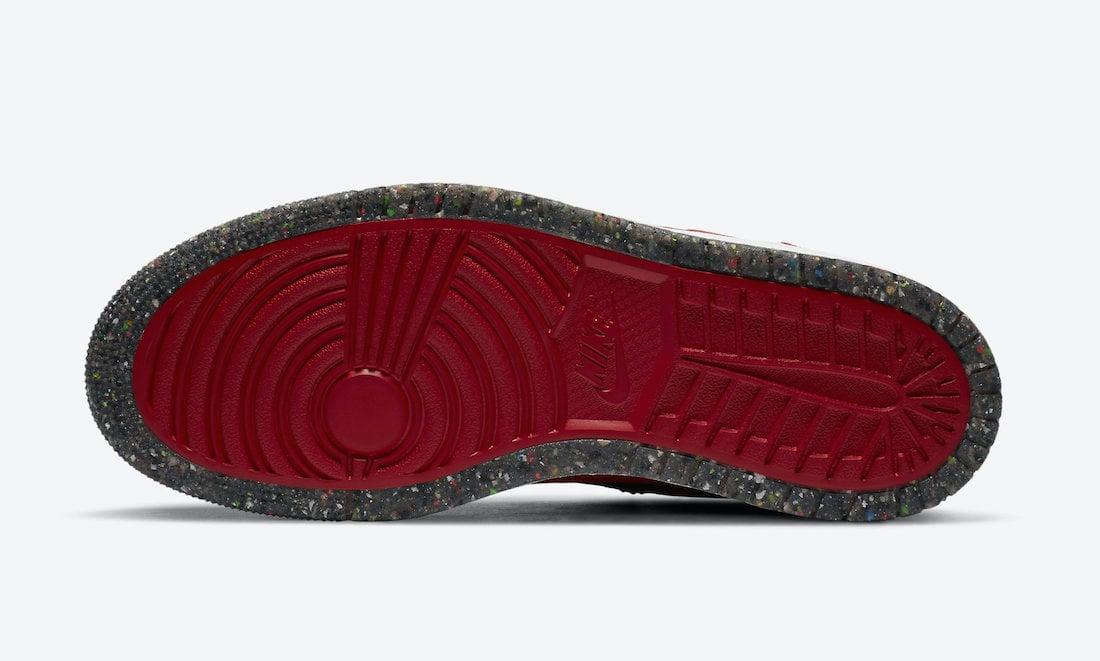 Air Jordan 1 High Zoom Red Suede CT0978-600 Release Date Info