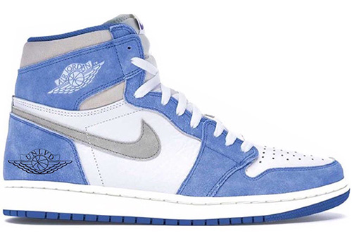 Air Jordan 1 Hyper Royal Light Smoke Grey 2021 Release Date