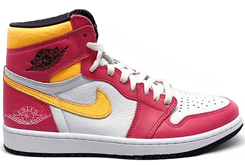 Air Jordan 1 Light Fusion Red Release Date