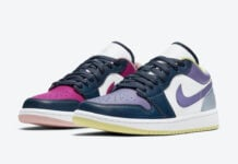 Air Jordan 1 Low Mismatched DJ4342-400 Release Date Info