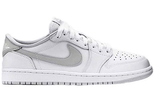 Air Jordan 1 Low OG Neutral Grey Release Date