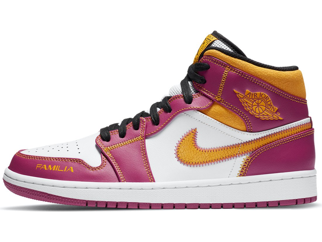 Air Jordan 1 Mid Day of the Dead Release Date Info
