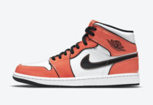 Air Jordan 1 Mid Turf Orange DD6834-802 Release Date Info