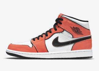 Air Jordan 1 Mid Turf Orange DD6834-802 Release Date Info