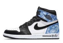 Air Jordan 1 Paisley Bandana Release Date Info