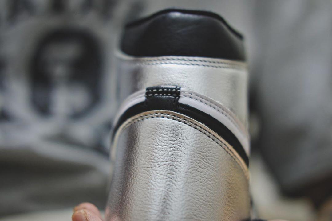 Air Jordan 1 Silver Toe WMNS CD0461-001