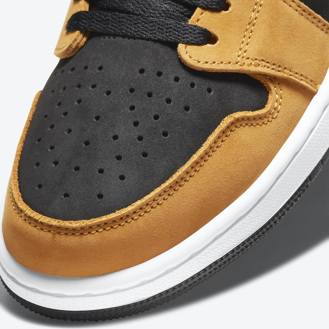 Air Jordan 1 Zoom Comfort Black Wheat CT0978-002 Release Date Info