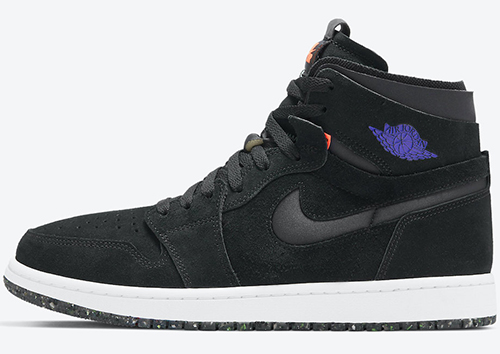 Air Jordan 1 Zoom Court Purple Release Date