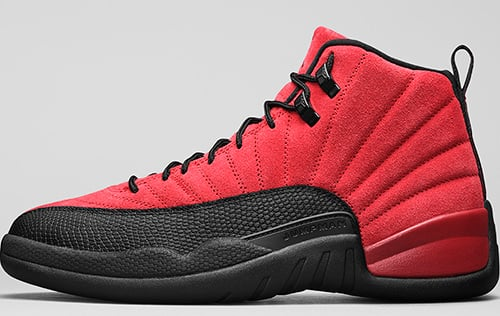 Air Jordan 12 Reverse Flu Game Release Date