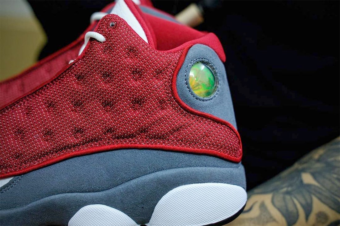 Air Jordan 13 Gym Red Flint DJ5982-600 Release Date