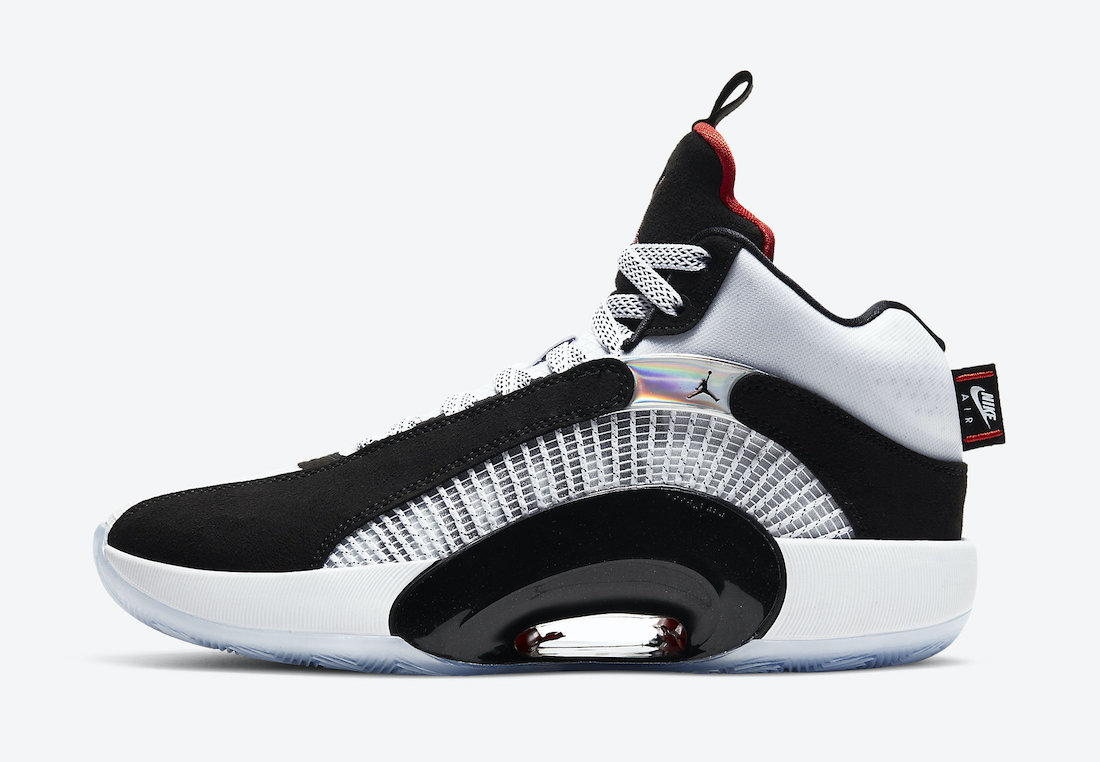 Air Jordan 35 DNA CQ4227-001 Release Date Info