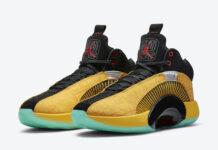 Air Jordan 35 Dynasties DD3044-700 Release Date Info