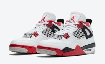 Air Jordan 4 OG Fire Red DC7770-160 Release Details Price