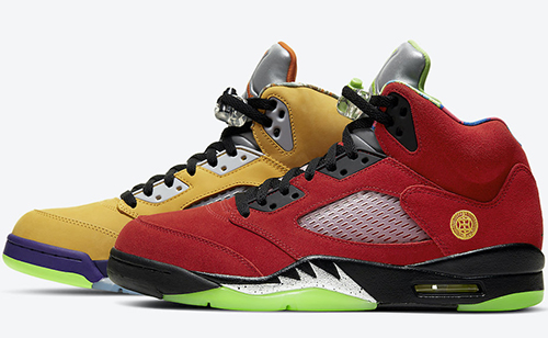 Air Jordan 5 What The Release Date
