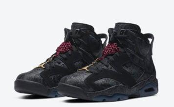 Air Jordan 6 Singles Day DB9818-001 Release Info