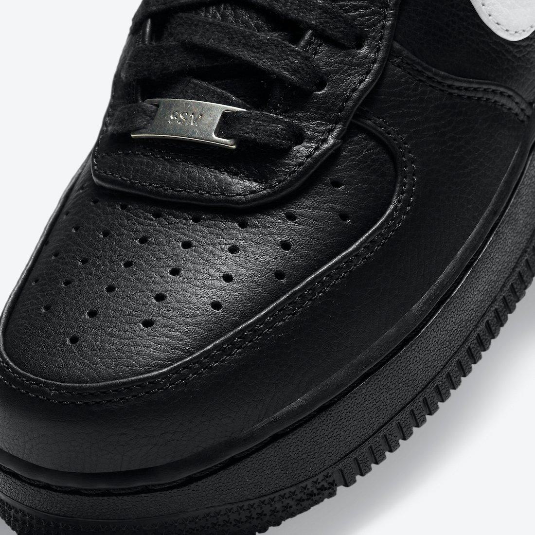 Alyx Nike Air Force 1 High Black White CQ4018-002 Release Date