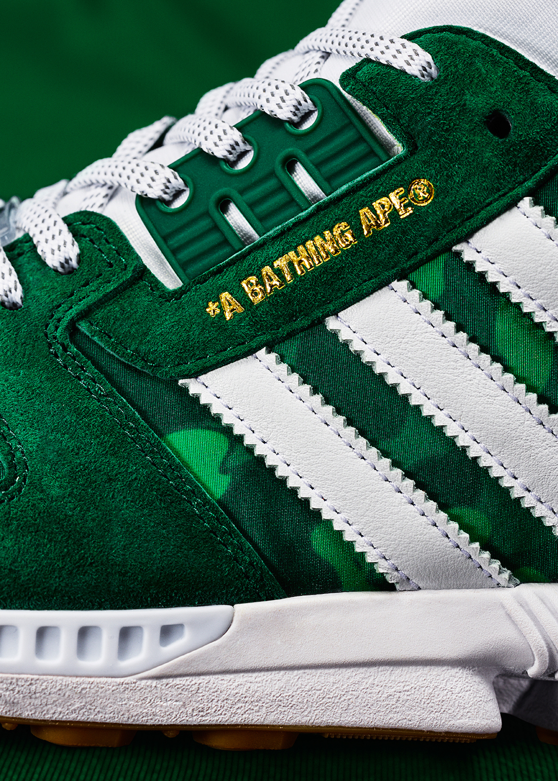 BAPE Undefeated adidas ZX 8000 FY8851 Release Date Info