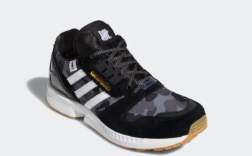 BAPE Undefeated adidas ZX 8000 FY8852 Release Date Info