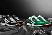 BAPE Undefeated adidas ZX 8000 Release Date Info