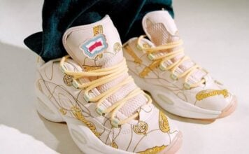 BBC Ice Cream Reebok Question Low FZ4342 FZ4341 Release Date Info