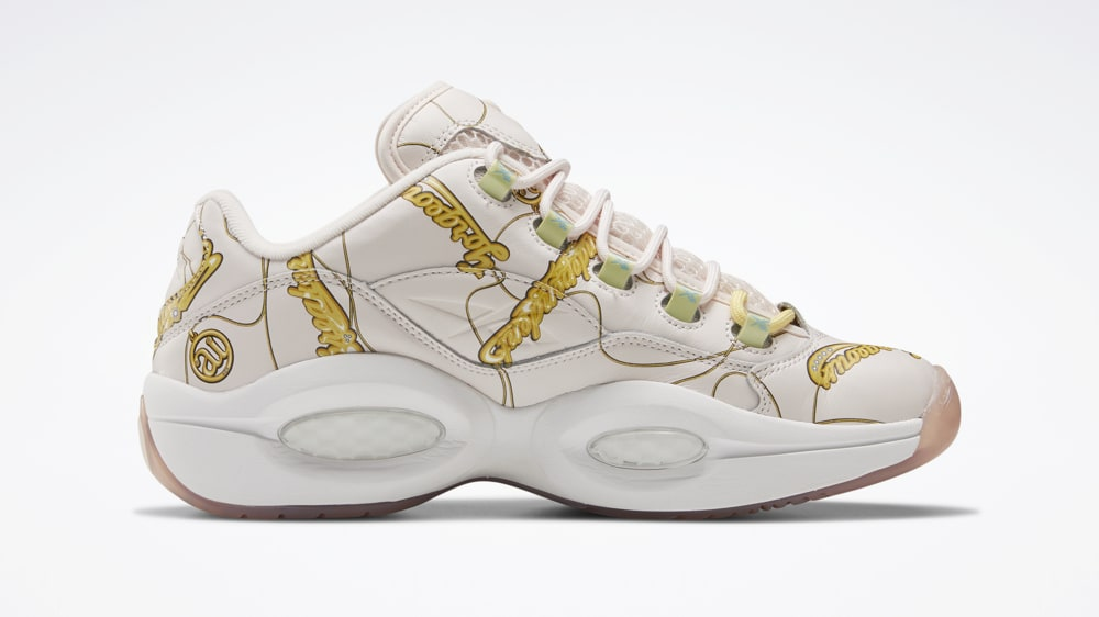 BBC Ice Cream Reebok Question Low Name Chains FZ4341 Release Date Info