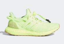 Beyonce Ivy Park adidas Ultra Boost Hi-Res Yellow FZ5456 Release Date