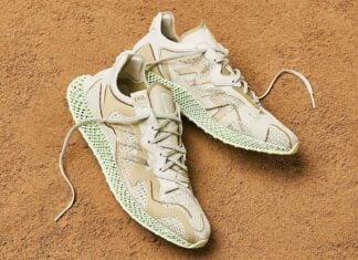 END adidas EVO 4D Dune FW9953 Release Date Info