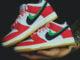 Frame Skate Nike SB Dunk Low Habibi CT2550-600