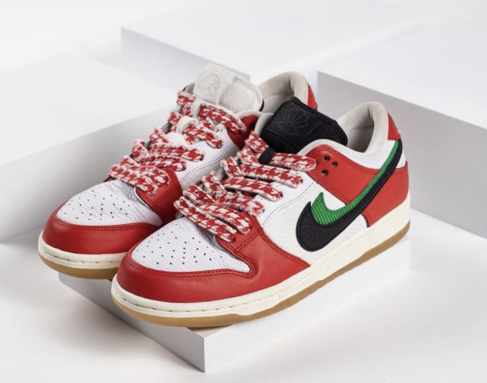Frame Skate Nike SB Dunk Low Habibi CT2550-600 Release Date