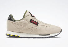 Ghostbusters Reebok Classic Leather H68136 Release Date Info