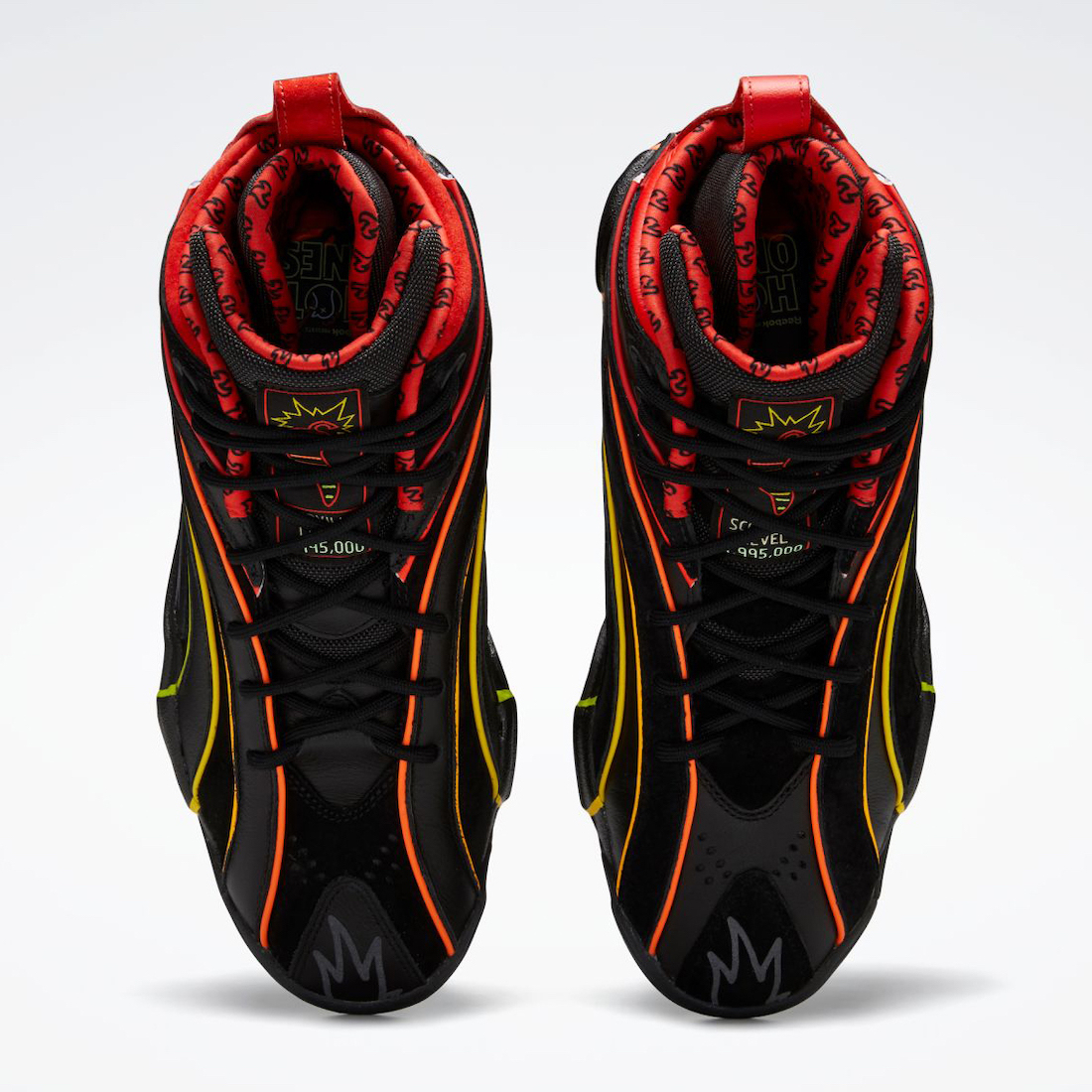 Hot Ones Reebok Shaqnosis H68851 Release Date Info