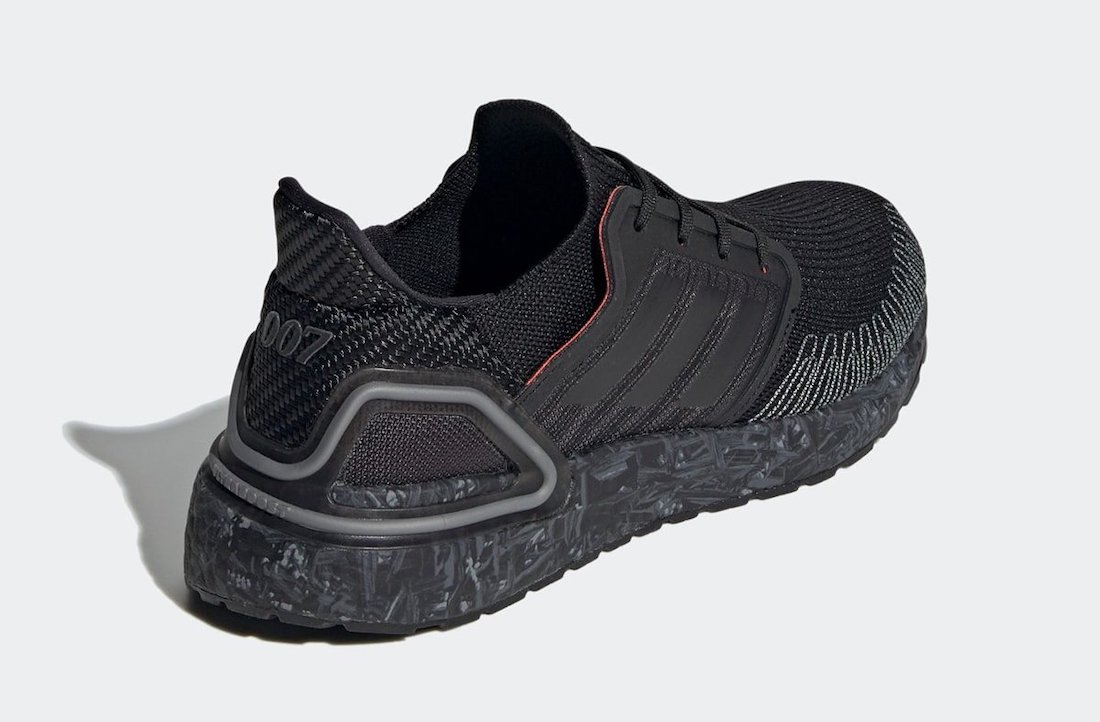James Bond 007 adidas Ultra Boost 2020 FY0646 Release Date