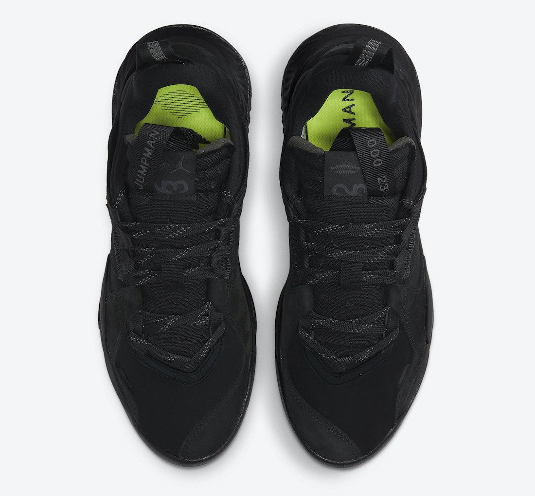 Jordan Delta Triple Black DB5768-007 Release Date Info