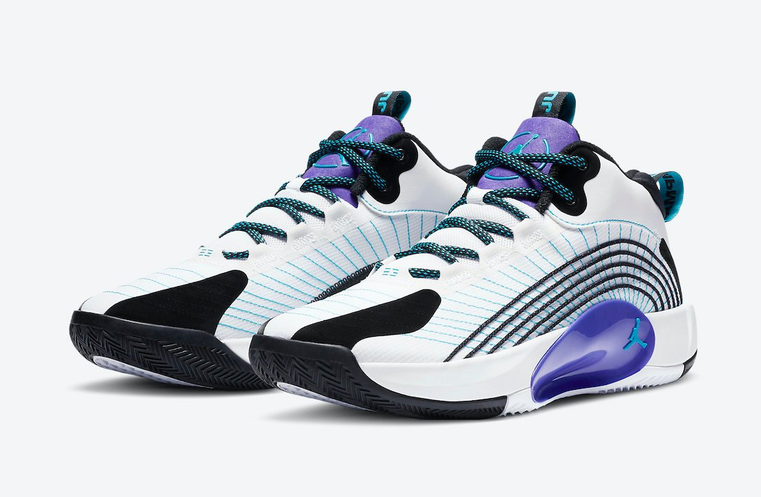 Jordan Jumpman 2021 PF Grape CQ4229-101 Release Date Info