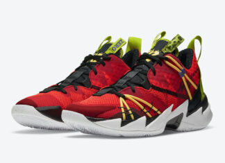Jordan Why Not Zer0.3 Bright Crimson CK6611-600 Release Date Info
