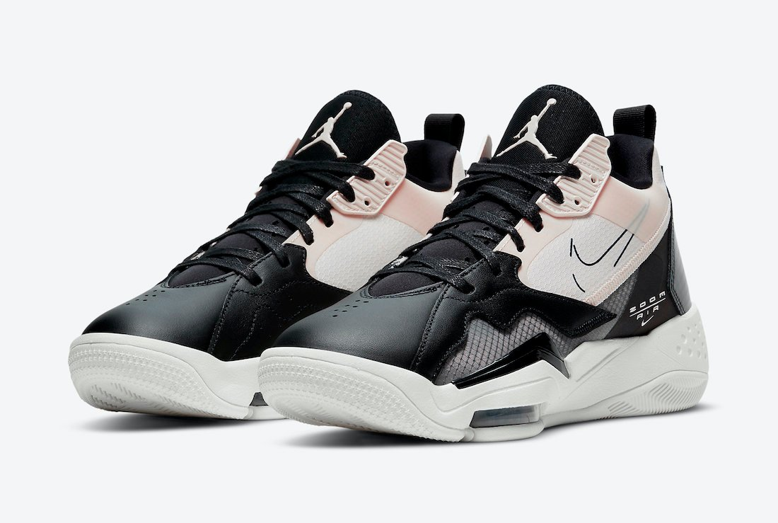 Jordan Zoom 92 'Crimson Tint' Releasing in Women's Sizing