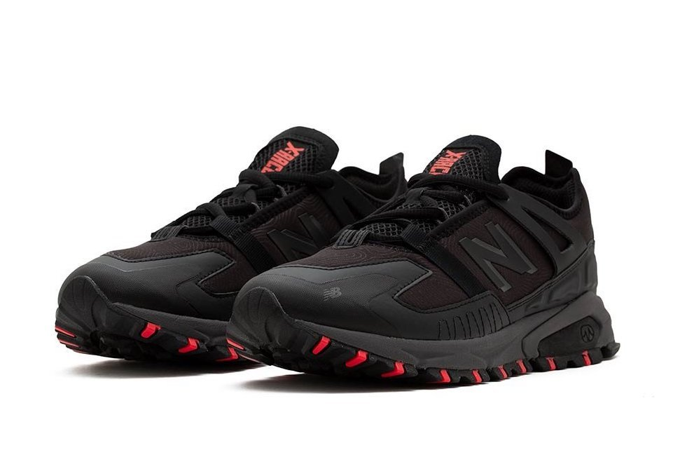 New Balance XRCT Black Energy Red Release Date Info