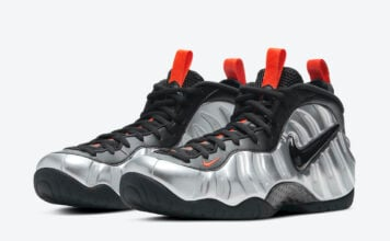Nike Air Foamposite Pro Halloween CT2286-001 Release Date