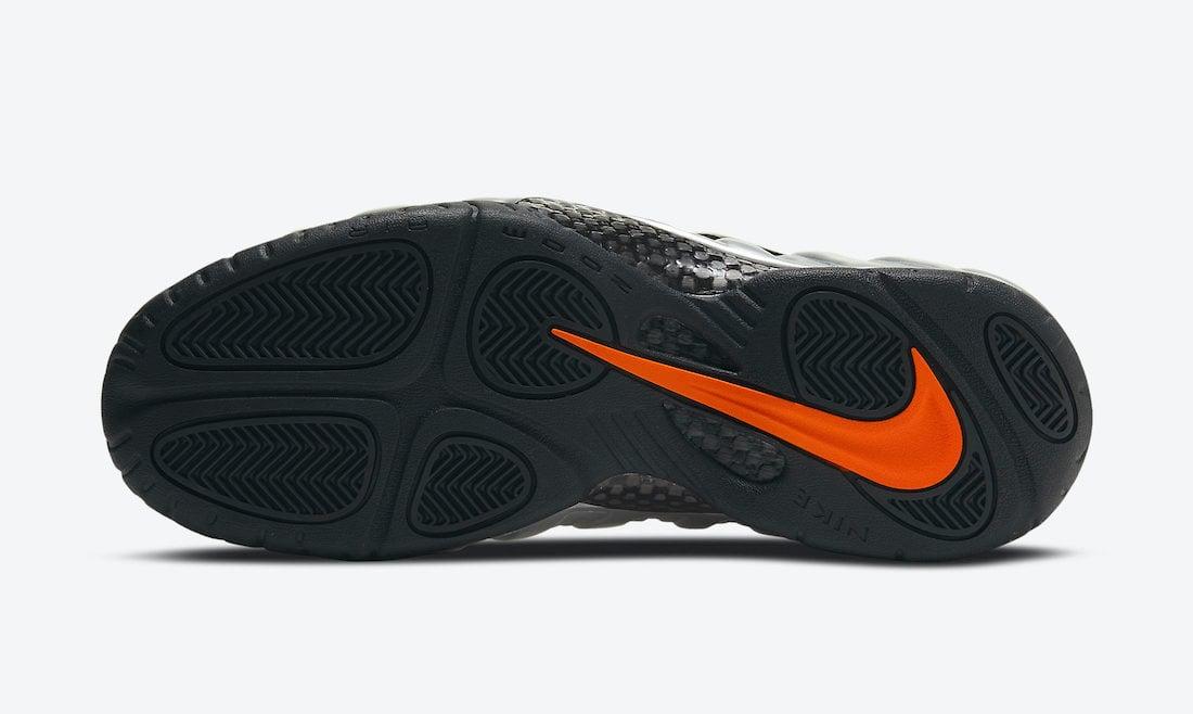 Nike Air Foamposite Pro Halloween CT2286-001 Release Date