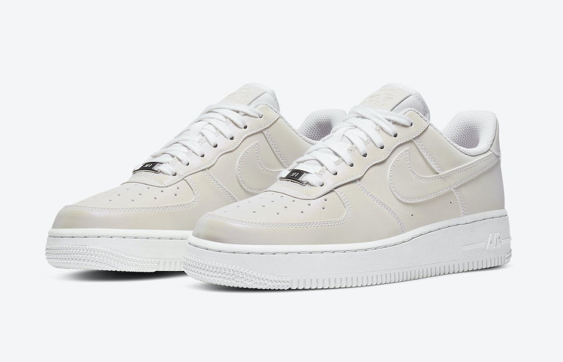 Nike Air Force 1 Low Reflective DC2062-100 Release Date Info