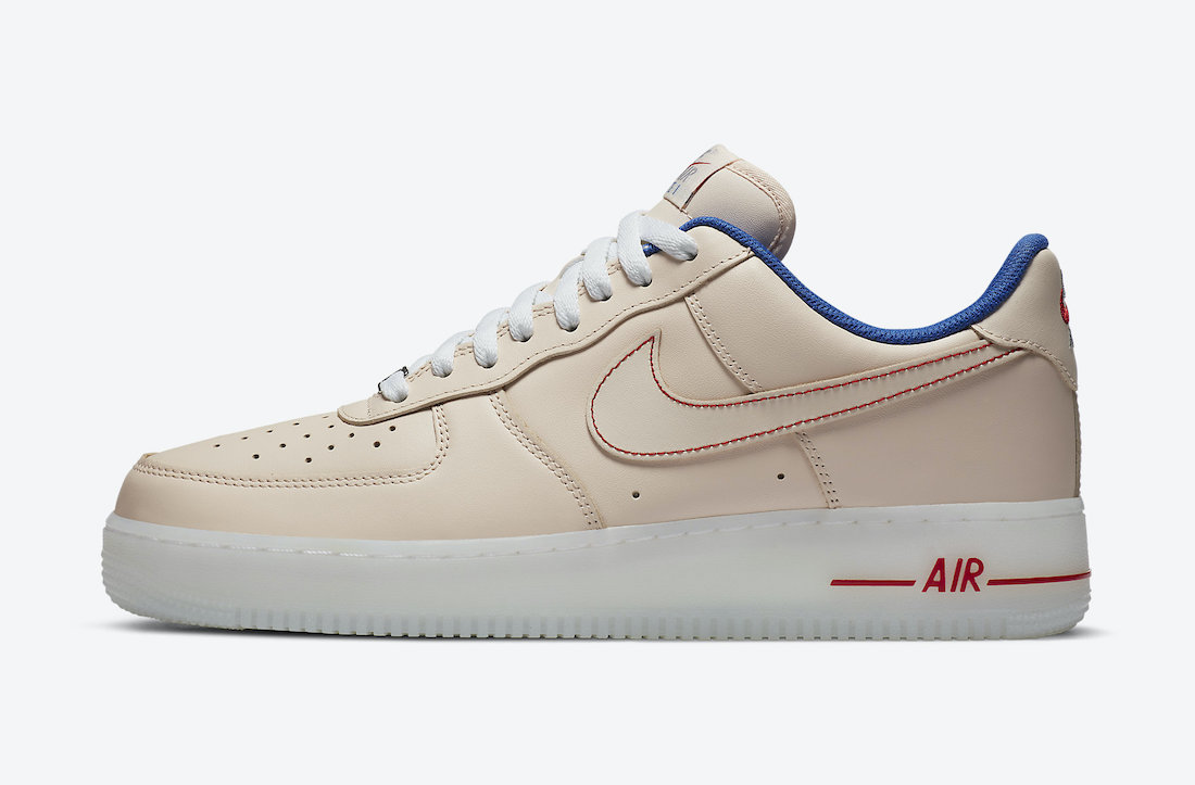 Nike Air Force 1 Low Translucent Soles DH0928-800 Release Date Info