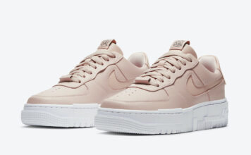Nike Air Force 1 Pixel Particle Beige CK6649-200 Release Date Info
