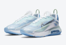 Nike Air Max 2090 Glacial Blue CZ8694-101 Release Date Info