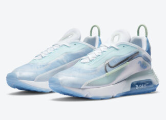 Nike Air Max 2090 Glacial Blue CZ8694-101 Release Date Info