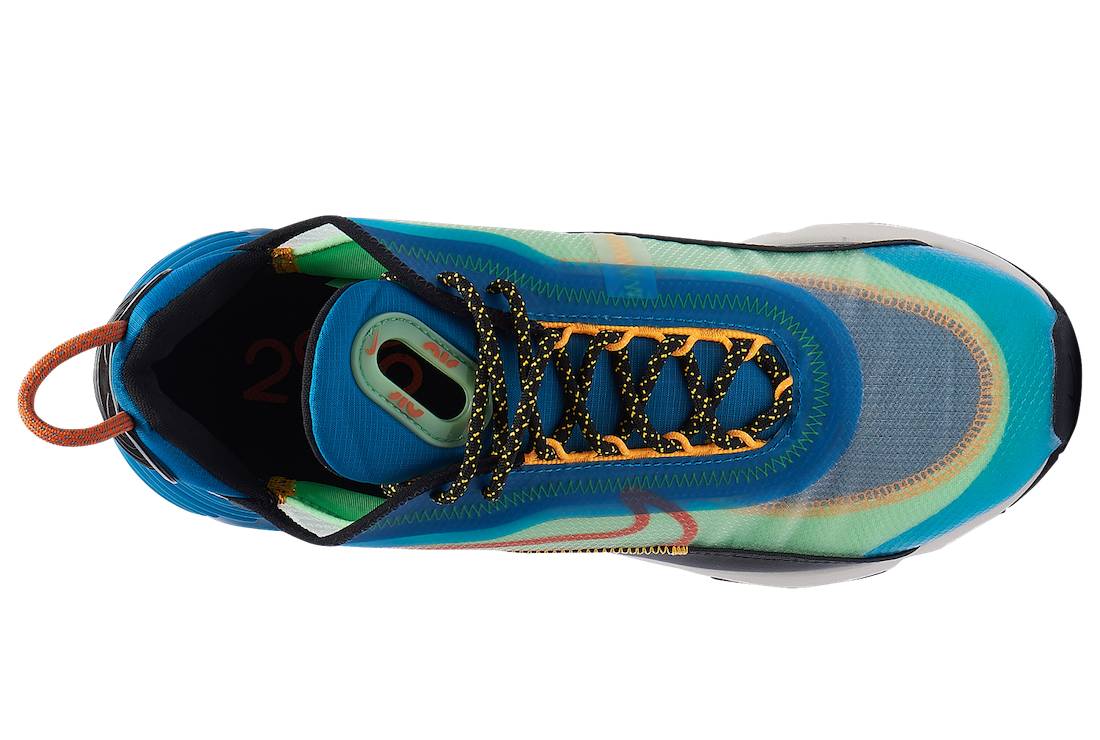 Nike Air Max 2090 Green Abyss CZ7867-300 Release Date Info