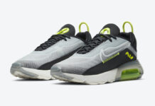 Nike Air Max 2090 Lemon Venom CT1803-001 Release Date Info